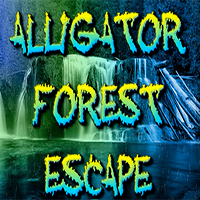 Alligator Forest Escape WowEscape