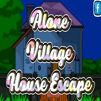 Alone Village House Escape YolkGames
