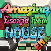 Amazing Escape From House ENA Games