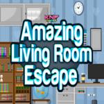 Amazing Living Room Escape KNFGames