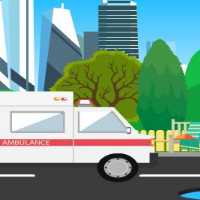 Ambulance Rescue EscapeGamesZone