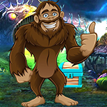 Amiable Caveman Escape Games4King