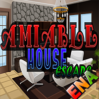 Amiable House Escape ENA Games