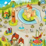 Amusement Park Clown Rescue 2 Games2Jolly