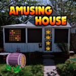 Amusing House Escape AvmGames