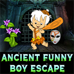 Ancient Funny Boy Escape Games4King