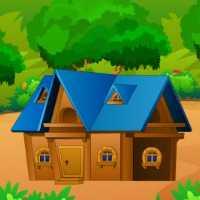 Ancient Wooden House Escape EscapeGamesToday