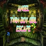 Angel Twin Boy Girl Escape AngelEscape