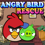 Angry Bird Rescue Games4King