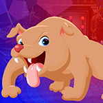 Angry Bull Dog Escape Games4King