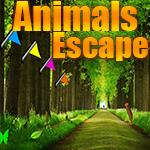 Animals Escape G4K