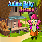 Anime Baby Rescue Games4King