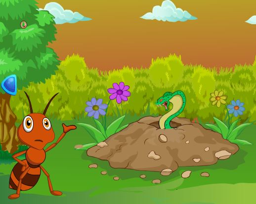 Ant House Rescue Escape Games2Jolly