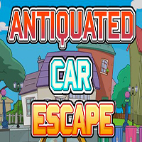 Antiquated Car Escape Games2Jolly