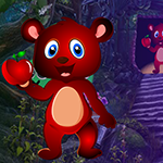 Apple Bear Rescue Games4King