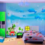 Aqua Fantasy House Escape Games2Rule