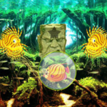 Aqua Forest Escape Games2Rule