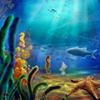 Aquatic World Escape