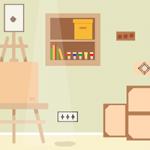 Artist Room Escape GenieFunGames