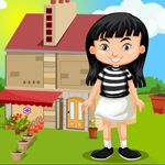 Asian Girl Rescue Games4King