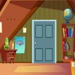 Attic Interior Escape GenieFunGames