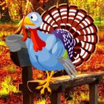 Autumn Forest Turkey Escape Games2Rule