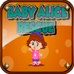 Baby Alice Rescue GamesClicker
