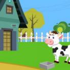 Baby Cow Rescue EscapeGamesZone
