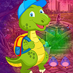 Baby Dino Escape Games4King