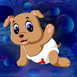 Baby Dog Escape Games4King