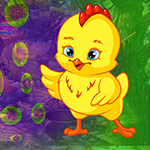 Baby Duck Rescue Games4King