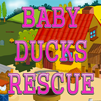 Baby Ducks Rescue Games2Jolly