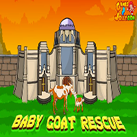 Baby Goat Rescue Games2Jolly
