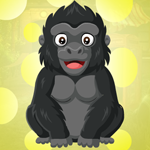 Baby Gorilla Escape Games4King