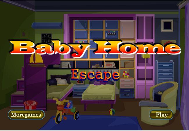 Baby Home Escape