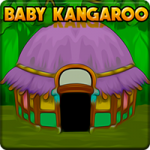 Baby Kangaroo Escape Games2Jolly