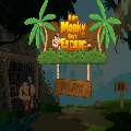 Baby Monkey Cave Escape Play9Games