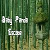 Baby Panda Escape CrazyEscapeGames