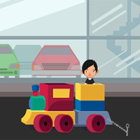Baby Train Escape EscapeGamesZone