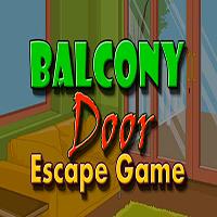 Balcony Door Escape Game MeenaGames