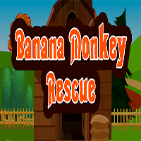 Banana Monkey Rescue TheEscapeGames