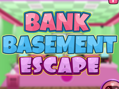 Bank Basement Escape GraceGirlsGames
