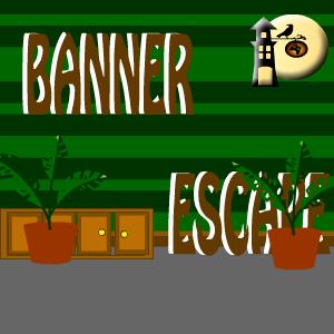 Banner Escape HouseCrowGames