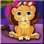 Barbary Lion Cub Escape Games2Jolly