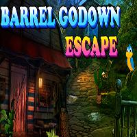 Barrel Godown Escape Games4King