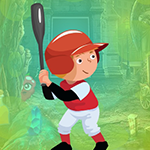 Baseball Player Escape Games4King