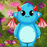 Bat Monster Escape Games4King