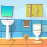 Bathroom Escape GenieFunGames