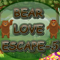 Bear Love Escape 5