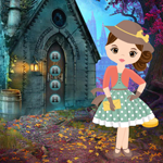 Beautiful Little Girl Rescue Games4King